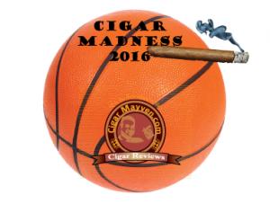 CigarMadness 2016 Logo