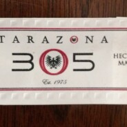Tarazona's 305 Is a Little Above Average